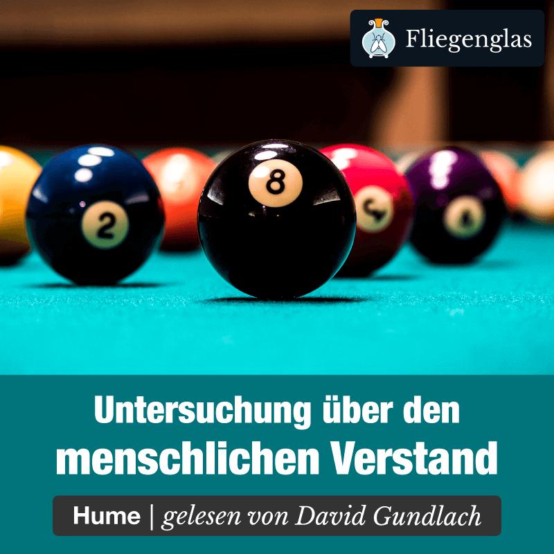 Untersuchung über den menschlichen Verstand – David Hume – Philosophie Hörbuch