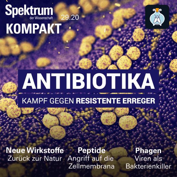 Antibiotika – Kampf gegen resistente Erreger – Spektrum Kompakt 2020 29