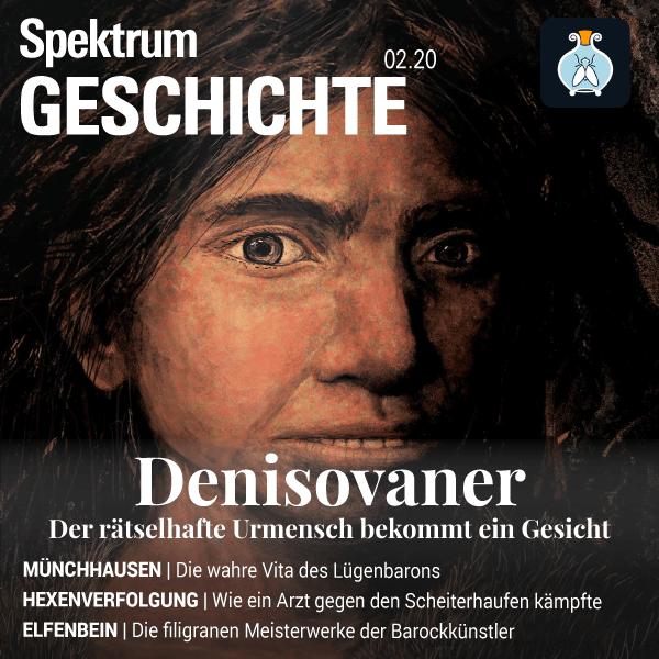 Denisovaner – Urmensch – Spektrum der Geschichte – Hörbuch
