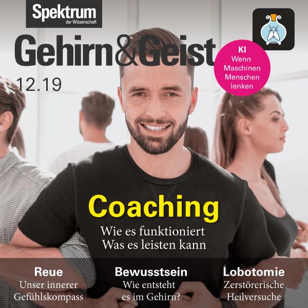 Coaching – Gehirn&Geist – Hörbuch