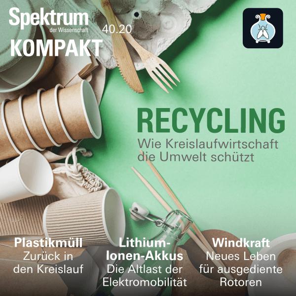 Recycling – Spektrum Kompakt – Hörbuch